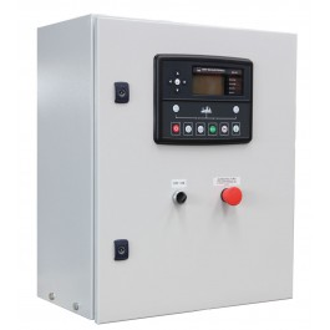 ATS Panel DSE 335 bis 111 kVA = 120-160A, Autom. Netzausfallerkennung
