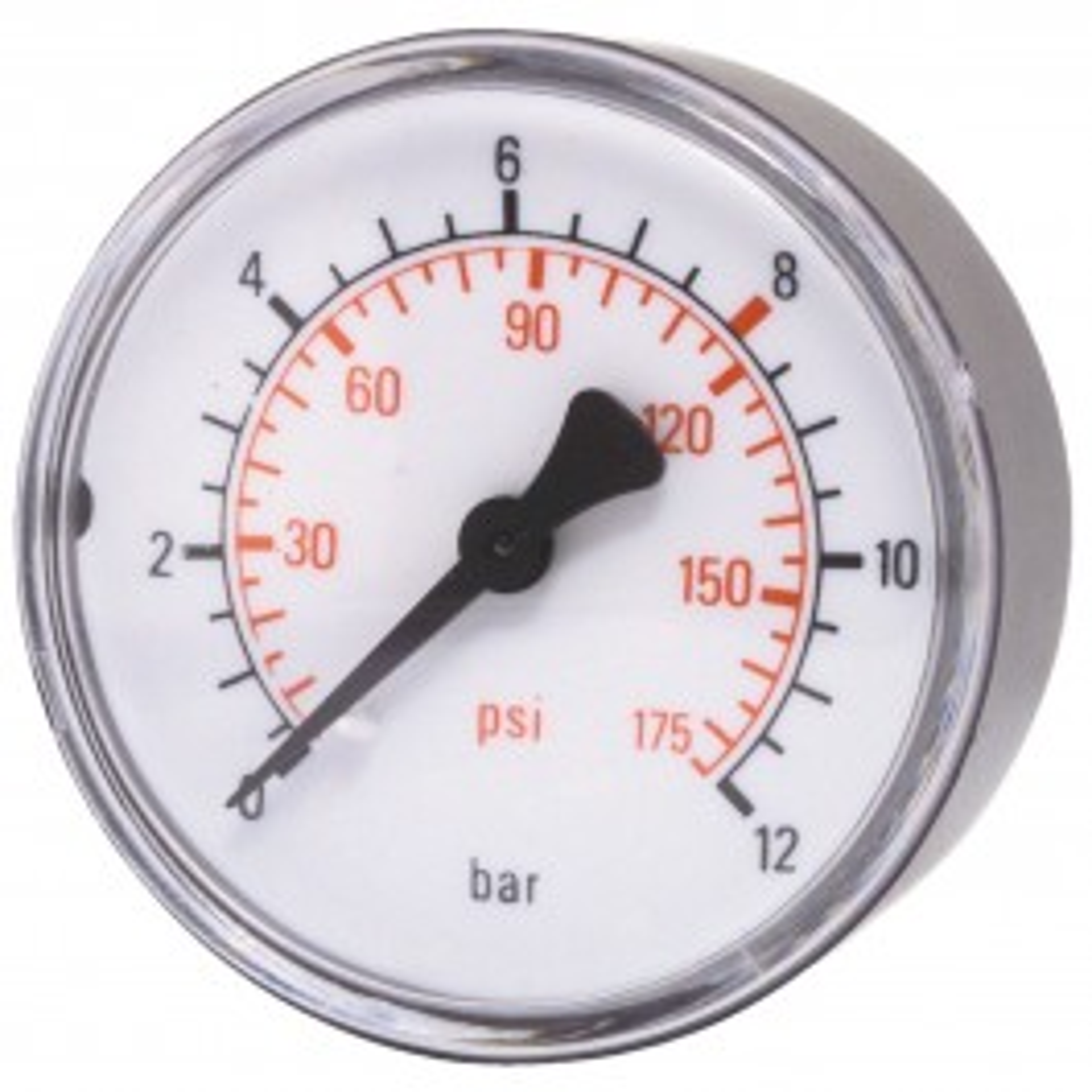 Druckmanometer 0-12 bar