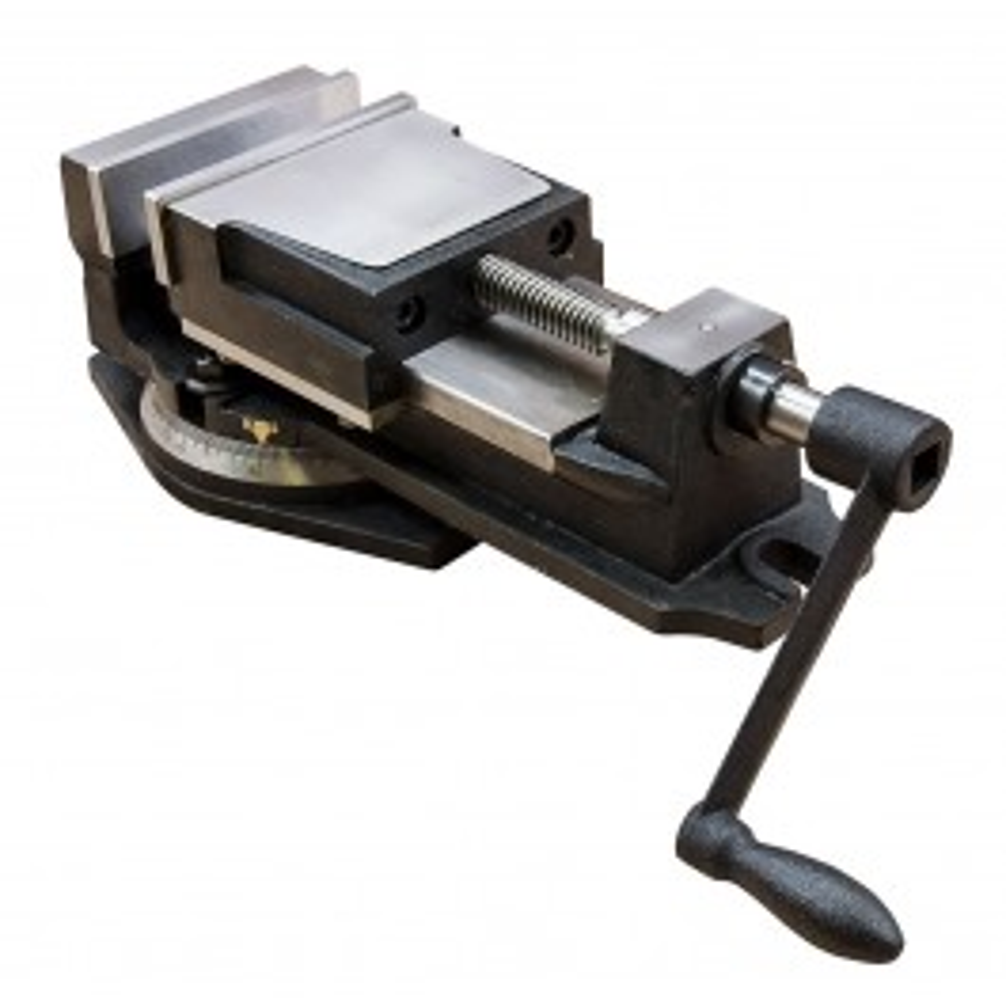 PROFI-Maschinenschraubstock 4'