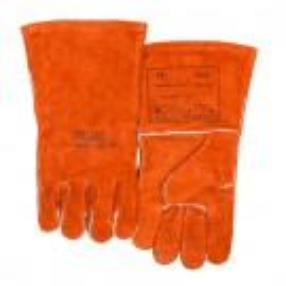 5-Finger-Schweißerhandschuhe WELDAS 10-2101 XL