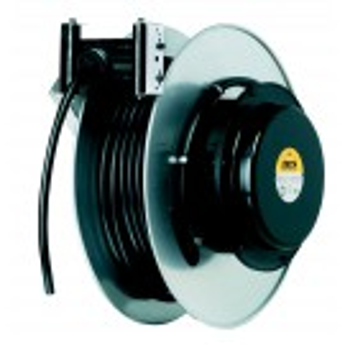 Autom. Kabelaufroller ZECA 1757 'SC' (ohne Kabel), 5x6mm², IP 65(ohne Zuleitung, ohne Stecker und Kupplung)